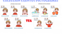 """""""Cuentos para Aprendices Visuales"""", es un proyecto sin ánimo de lucro que consiste en la creación, producción y difusión de cuentos infantiles adaptados a pictogramas para niños con autismo y […]"""