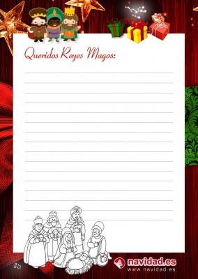 carta_reyes_magos_navidad_es