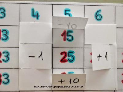 Crucinumeros aprendemos los numeros de 1 al 100 IMAGEN 3