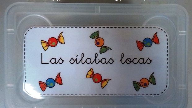 Juego manipulativo de Las sílabas locas  trabajamos la lectoescritura  (1)