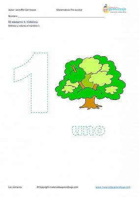 aprendemos a contar en preescolar imagenes_01