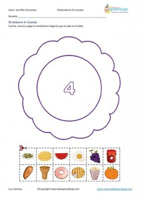 aprendemos a contar en preescolar imagenes_14