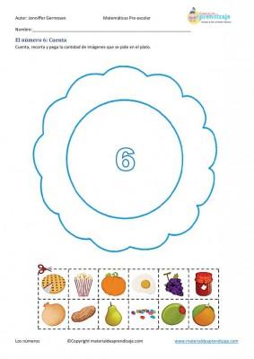 aprendemos a contar en preescolar imagenes_22