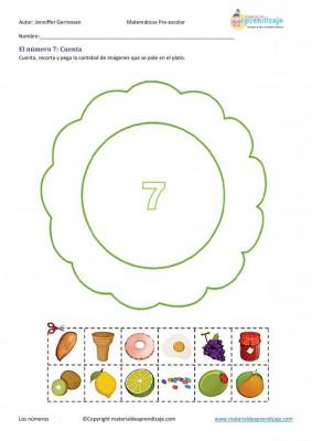 aprendemos a contar en preescolar imagenes_26