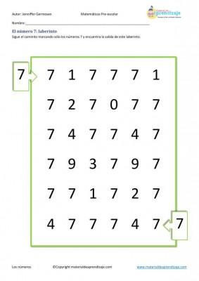 aprendemos a contar en preescolar imagenes_27