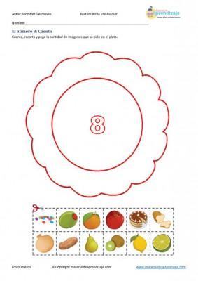 aprendemos a contar en preescolar imagenes_30