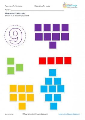 aprendemos a contar en preescolar imagenes_36