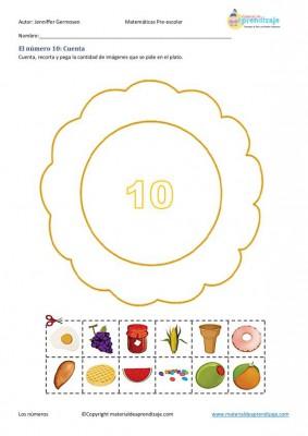aprendemos a contar en preescolar imagenes_38