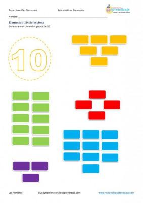 aprendemos a contar en preescolar imagenes_40