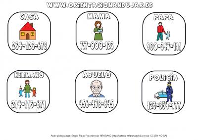 tarjetas para hablar por telefono primera entrega
