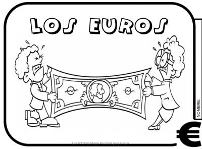 cuaderno euros