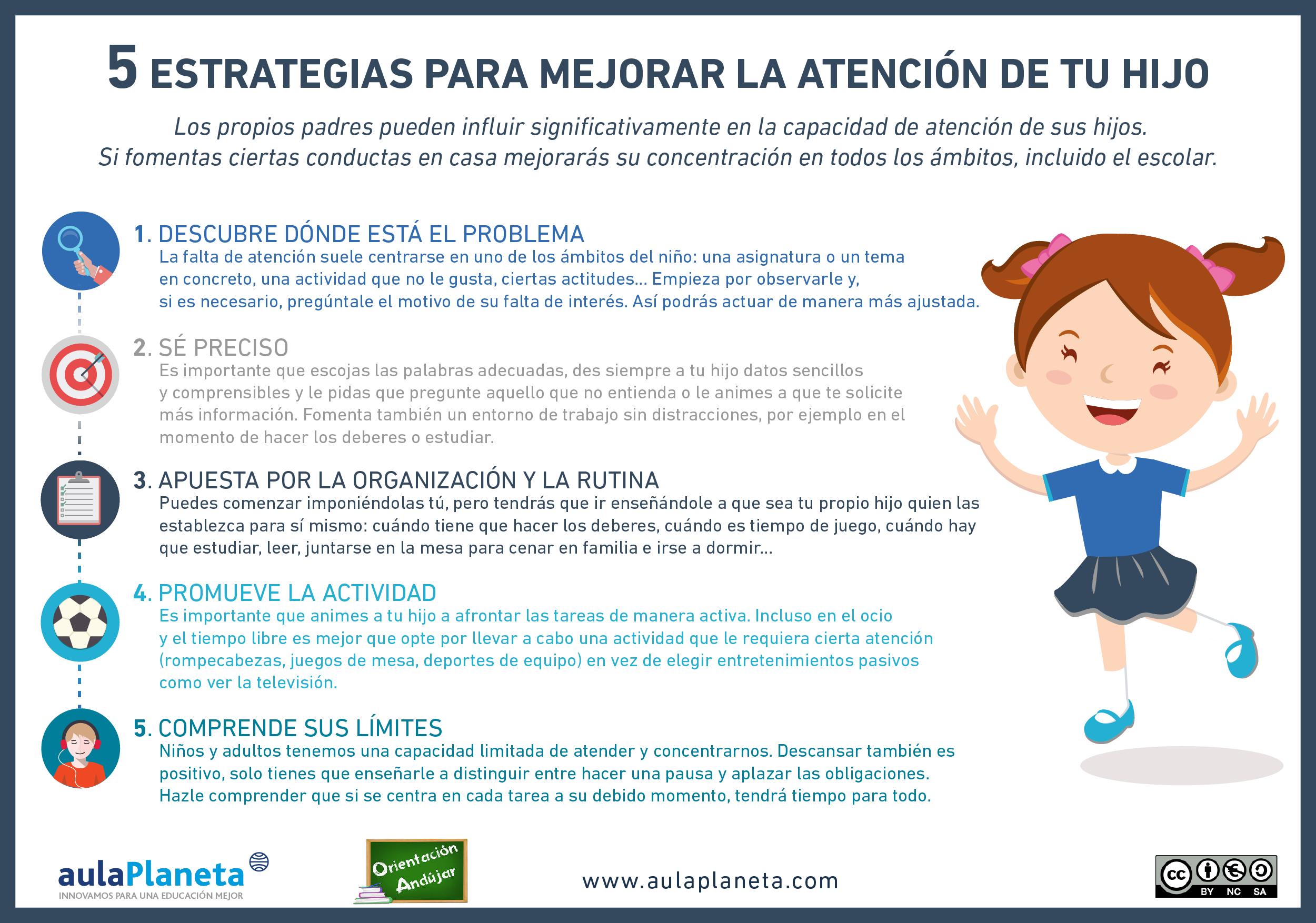 Tdah 5 estrategias indispensables para conseguir que tus - Agencias para tener estudiantes en casa ...