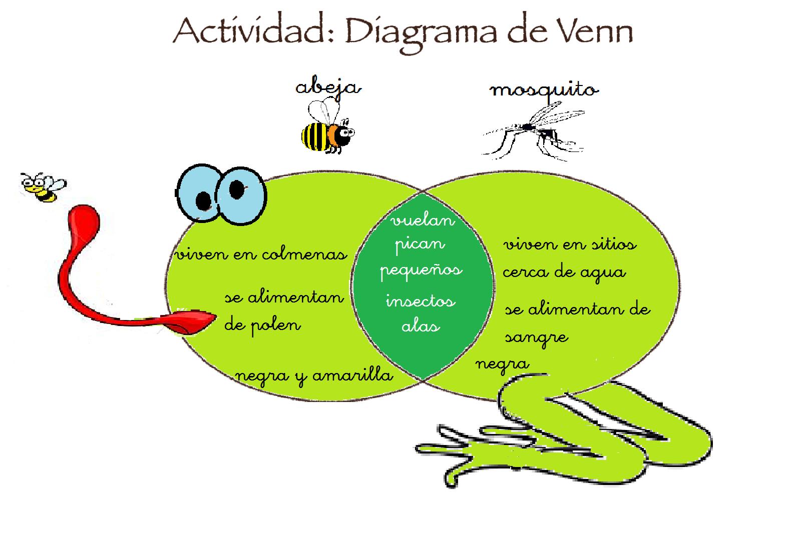 diagrama de venn  Orientaci  n And  jar  Recursos Educativos