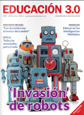 PORTADA REVISTA EDUCACION 3.0