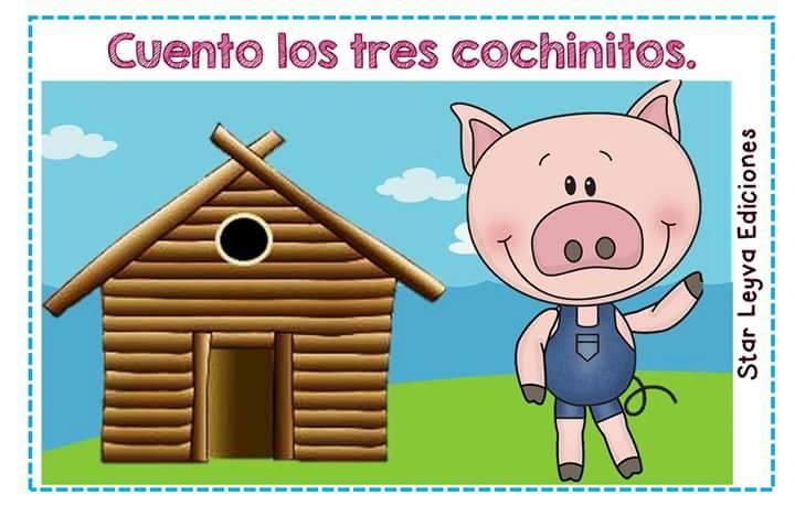 Cuento de los Tres Cochinitos (1) - Orientación Andújar