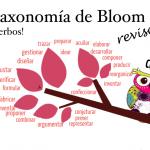 EXCELENTE  COLECCIÓN DE VERBOS PARA TRABAJAR  LA TAXONOMÍA DE BLOOM REVISADA