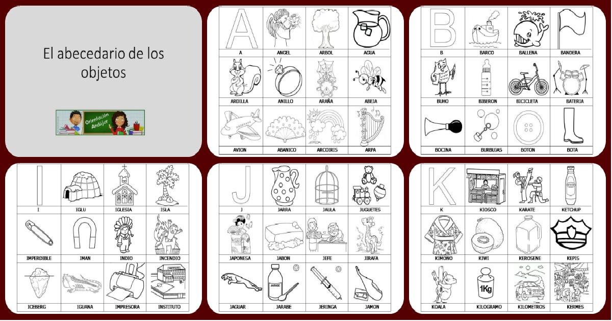 Corregido el abecedario de los objetos en pictogramas for El dibujo de los arquitectos pdf
