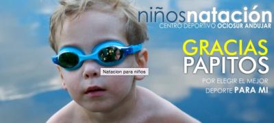 Beneficios de la natación por Ociosur Andújar - Grupo Deporocio