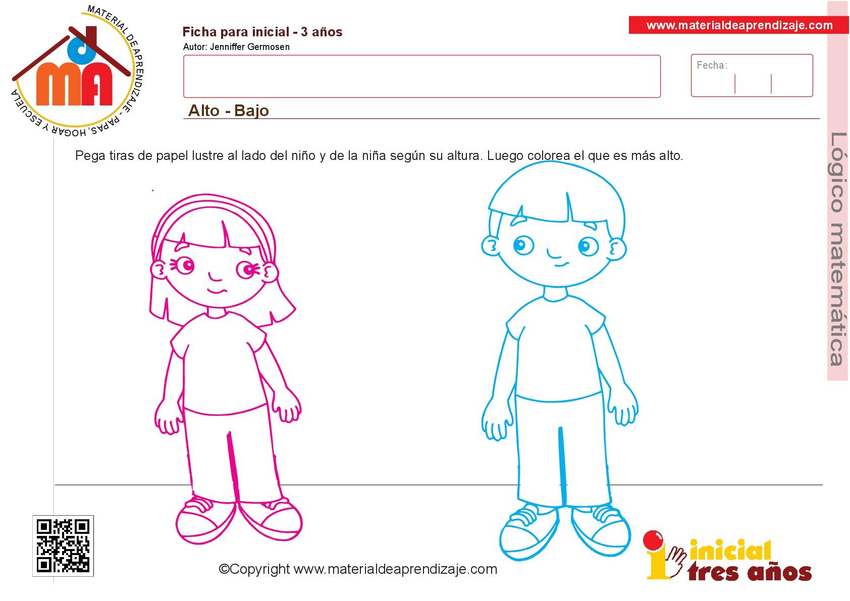 Libreta De Dibujo Con Dibujos Infant: Colección De Ficha Para Trabajar Razonamiento Lógico