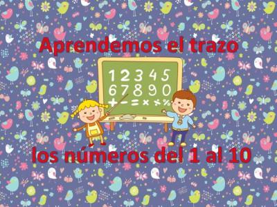 grafomotricidad en niños y niñas aprendemos el trazo de los números para infantil y primaria1
