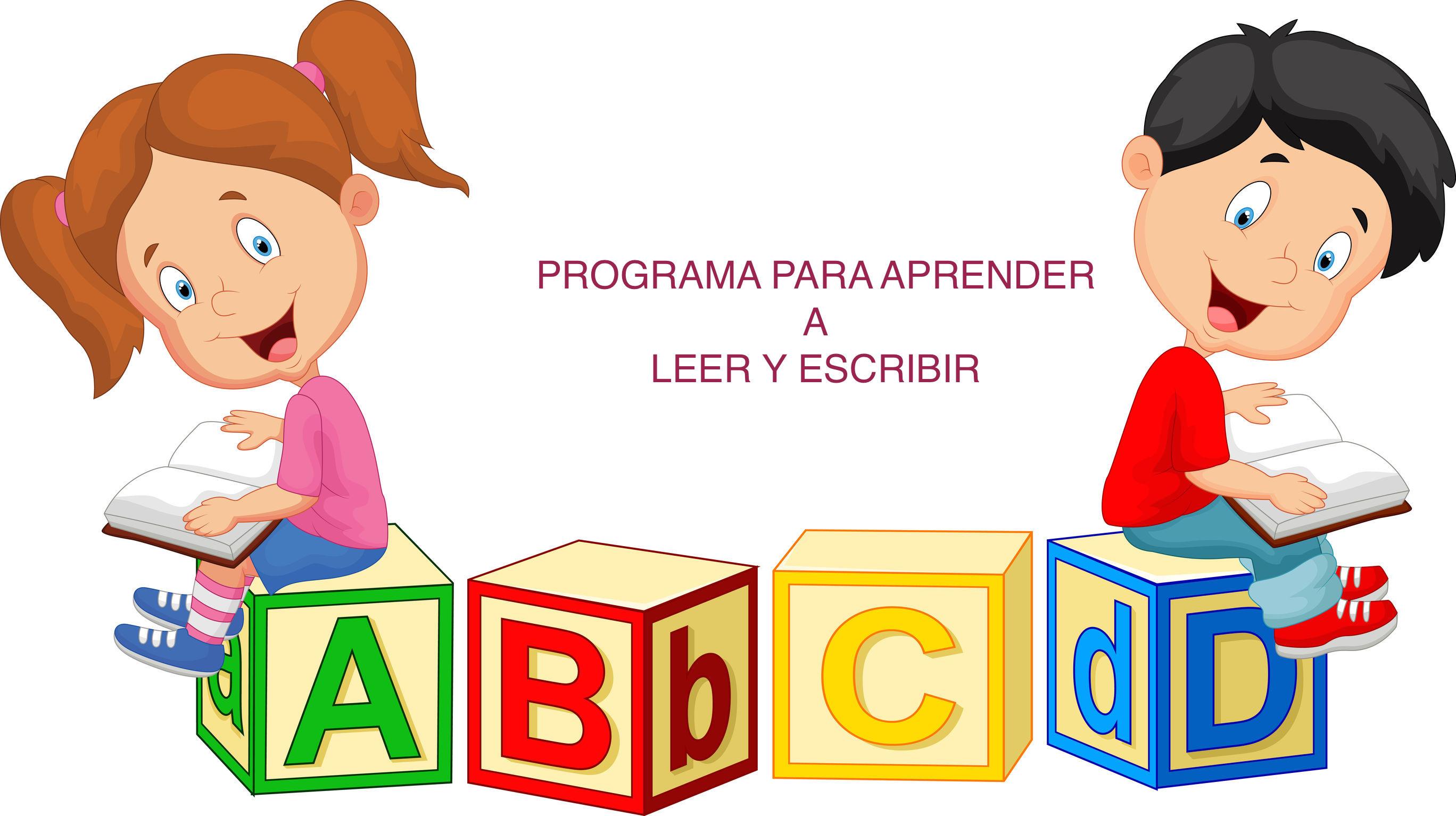 Alfabetizaci n magnifico programa para aprender a leer y for Aprendiendo y jugando jardin infantil