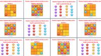 Os hemos preparado unos divertidos sudokus de estrellas de colores con los que trabajarla práctica como estrategia de enseñanza que permita el aprendizaje teniendo en cuenta la diversidad cognitiva de […]