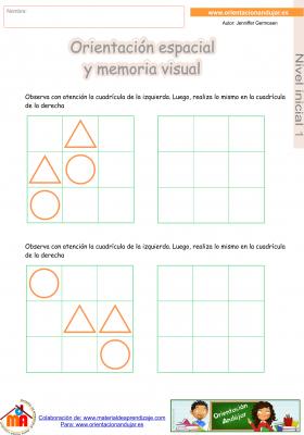 01 inicial 1 orientaci¢n espacial y memoria visual