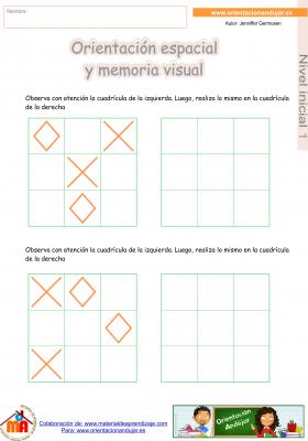09 inicial 1 orientaci¢n espacial y memoria visual