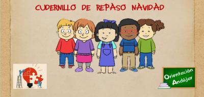 CUDERNO DE REPASO EN NAVIDAD