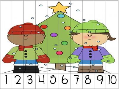 rompecabezas numericos para navidad (1)