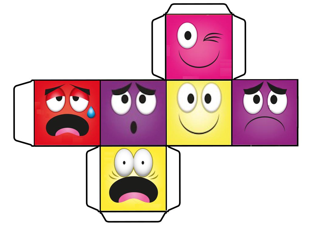 Educación Para Las Emociones Jugamos Con El DADO DE LAS