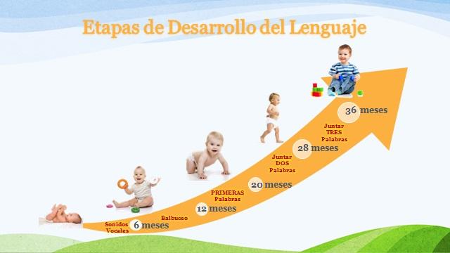 etapas de desarrollo del lenguaje en niños y niñas orientacion andujar