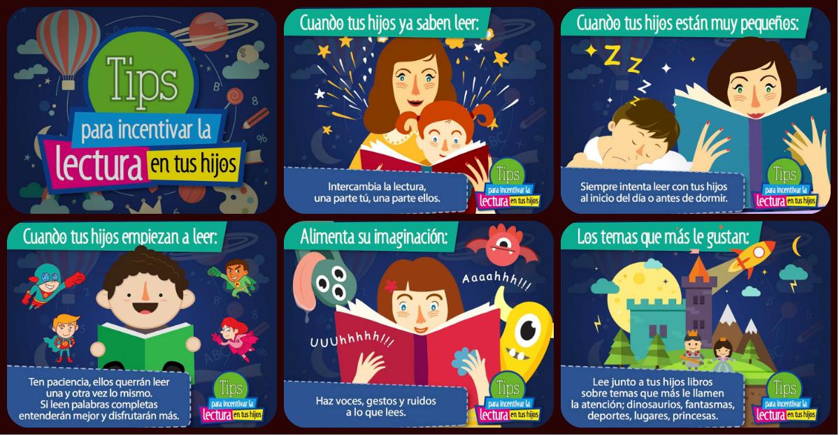 Como incentivar la lectura en tus hijos e hijas - Leer la mano hijos ...