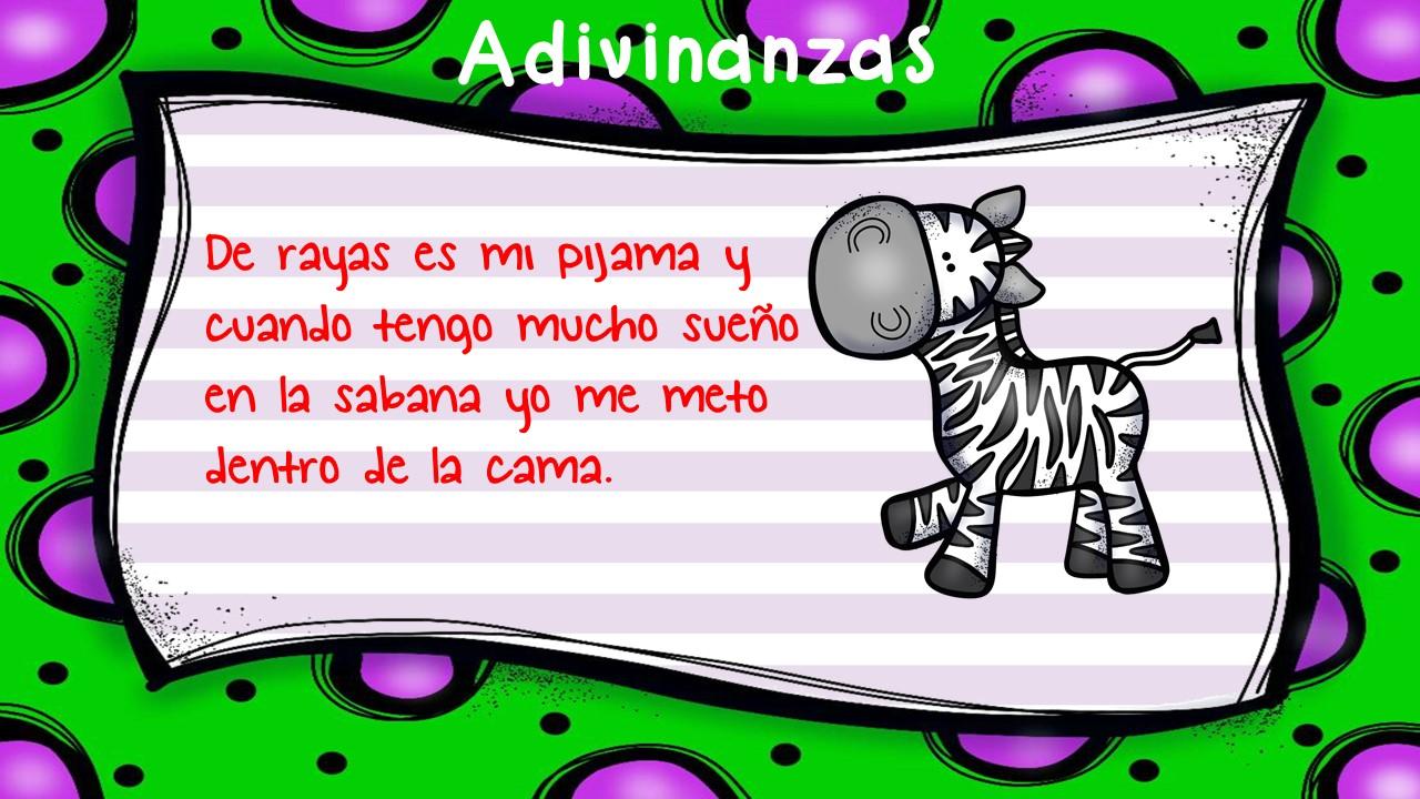 Adivinanzas Infantiles ® Adivinanzas para Niños (Con