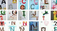 Os dejamos este fantástico abecedario que hemos visto por la red en la que las letras vienen dibujadas mediante palabras que empiezan por la letra indicada. Mejor que lo veas […]