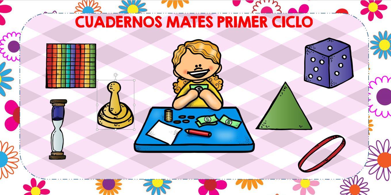 Cuadernos De Matemáticas Repaso Primer Ciclo De Primaria