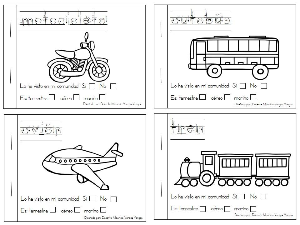 Dibujo De Autos Tuning Para Colorear En Tu Tiempo Libre Dibujos 5: Mi Libro De Colorear De Medios De Transporte (2