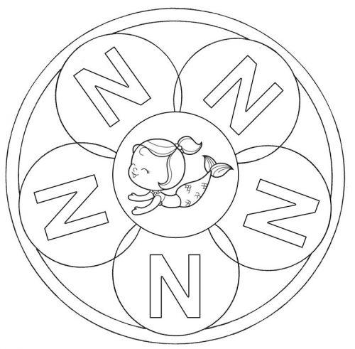 N Mandala X