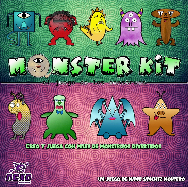 Resultado de imagen de Monster Kit