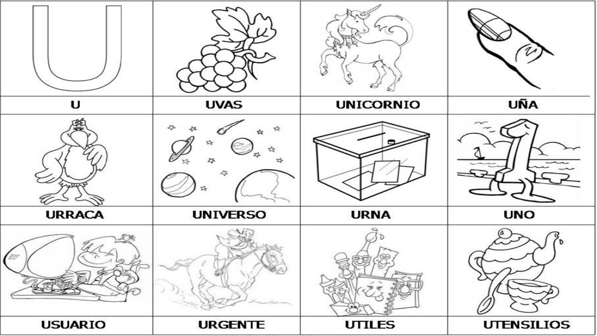 Abecedario en imagenes24 orientaci n and jar recursos for Aeiou el jardin de clarilu mp3