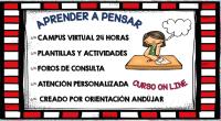 """Si este nuevo año quieres innovar en tus clases con actividades y recursos diferentes, desde Orientación Andújar te proponemos esta interesante formación on line """"Aprender a Pensar: NUEVAS METODOLOGÍAS Y […]"""