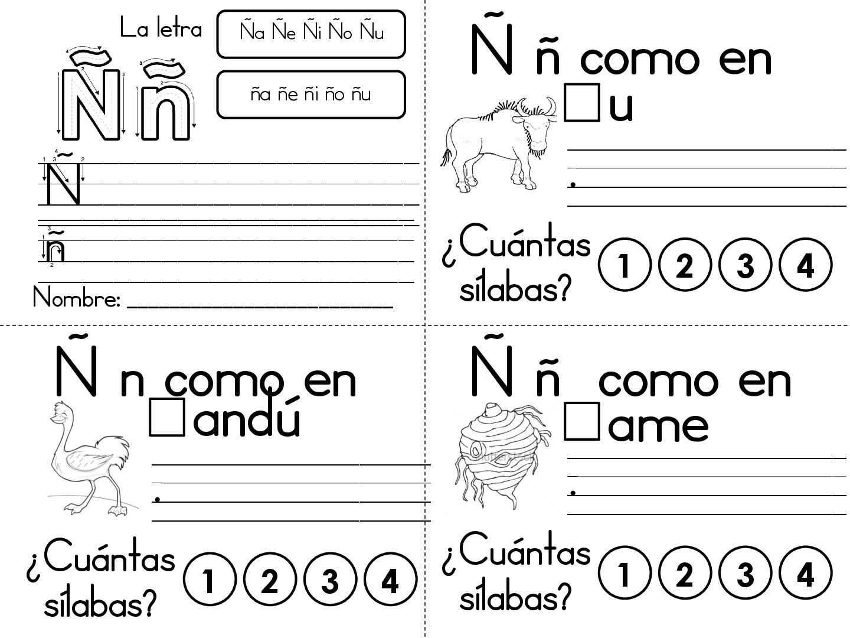 super-cuadernillo-de-ejercicios-del-abecedario-con-silabas ...