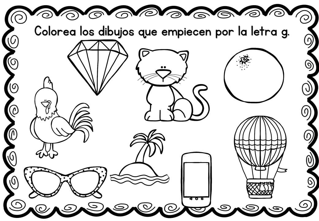 Dibujos Para Colorear Que Inicien Con La Letra A Dibujos De Lol