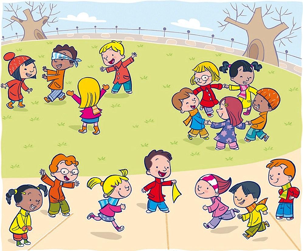 Láminas Para Colorear Juegos Tradicionales: Imagen-6-Juegos-tradicionales-colectivos