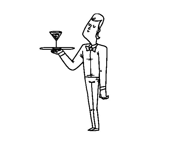 Canal de camarera - 1 part 4