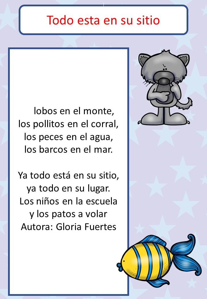 Ejemplos De Poemas Narrativos Para Ninos   poema del