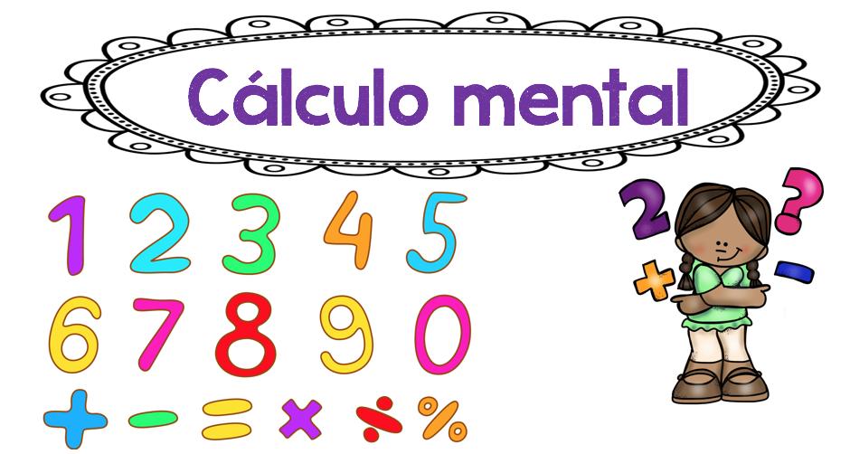Cuadernos de Cálculo Mental 1º-2º y 3ER Ciclo de Educación Primaria ...