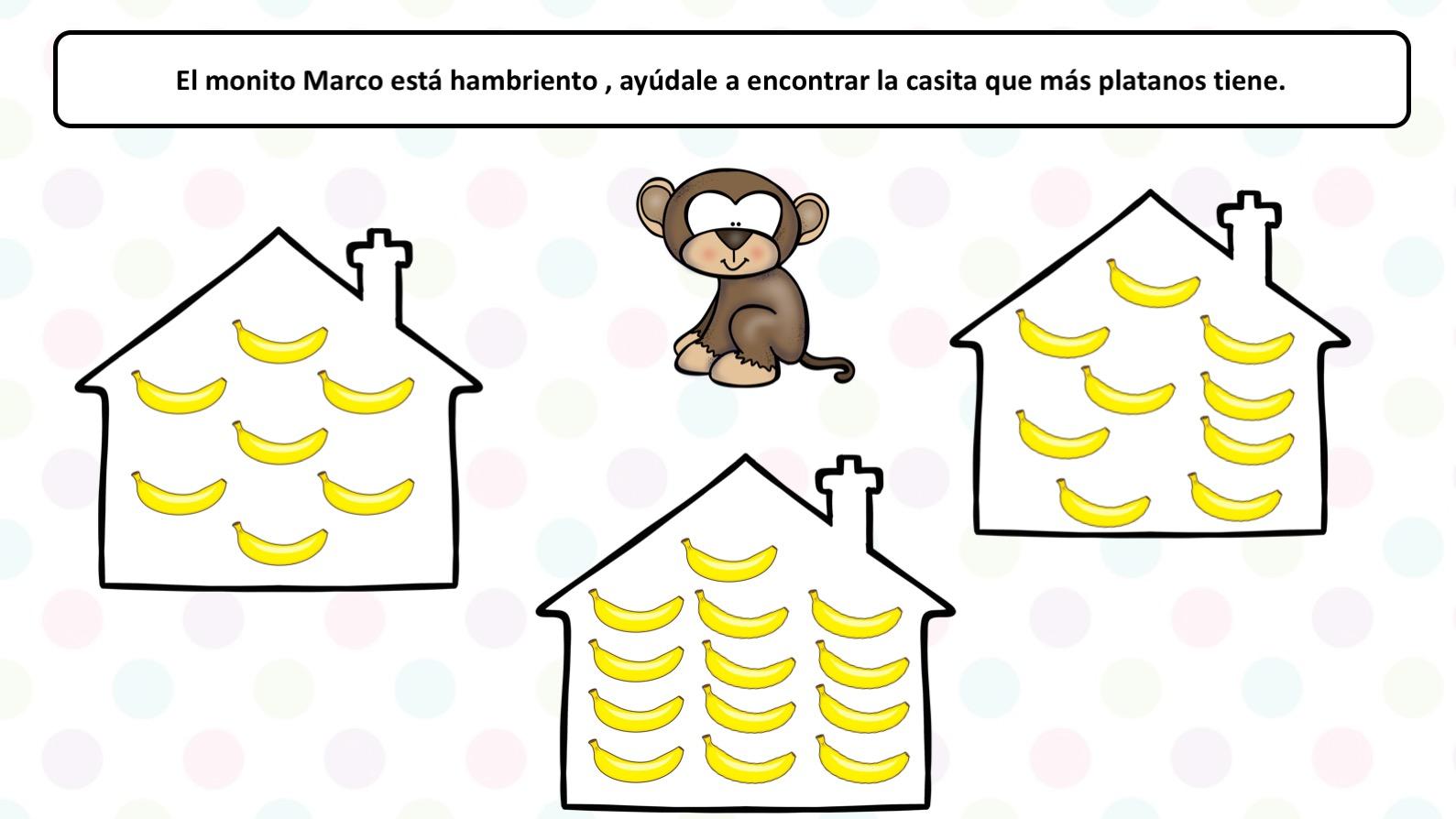 Juegos Matematicos Para Trabajar El Conteo 10 Orientacion Andujar