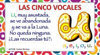Las cinco vocales (Carlos Reviejo) Con saltos y brincos, del brazo las cinco, muy poco formales vienen las vocales. ¿Las conoces tú? . a, e, i, o ,u, A, grita […]