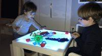 Si quieres hacer un regalo diferente en el que tus hijos/as se pueden pasar horas y horas jugando y experimentando, anímate a comprar una de las mesas de luz que […]